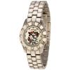 CHIC玫瑰骷髏刺青腕錶