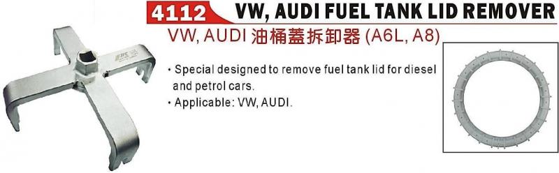 JTC-4112 VW,AUDI油桶蓋拆卸器(A6L,A8)