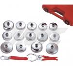 JTC-4666 鋼板碗式機油芯扳手組