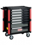 PARD七抽工具櫃加180件工具組