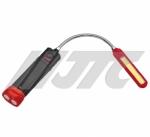 JTC-5225C 可彎扁型充電燈8W