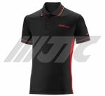JTC-D05S 排汗短袖工作服(黑)S
